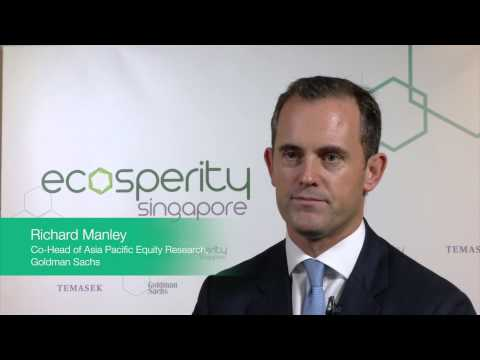 Richard Manley, Co-Head of Asia Pacific Equity Research, Goldman Sachs (Energy)