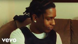 A$ap Rocky - Praise The Lord (Da Shine) Ft Skepta video