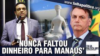 Há um interesse da grande imprensa de colocar na conta de Bolsonaro a falta de oxigênio
