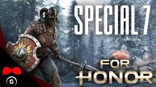 For Honor | SPECIAL #7 | Agraelus | CZ Lets Play / Gameplay [720p60] [PC]
