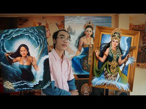 5000 Wallpaper Bergerak Ratu Kidul HD Terbaru