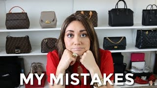 MISTAKES I've Made With Luxury Goods | Minks4All