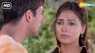 बिछड़ रहे थे दो दोस्त | Akshay Kumar | Lara Dutta | Popular Bollywood Movie | Andaaz