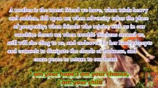 I Am Your Child -  With Lyrics