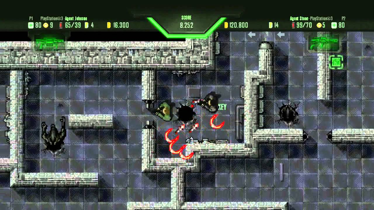 Alien Breed Launches PS3 and PS Vita Assault Next Week