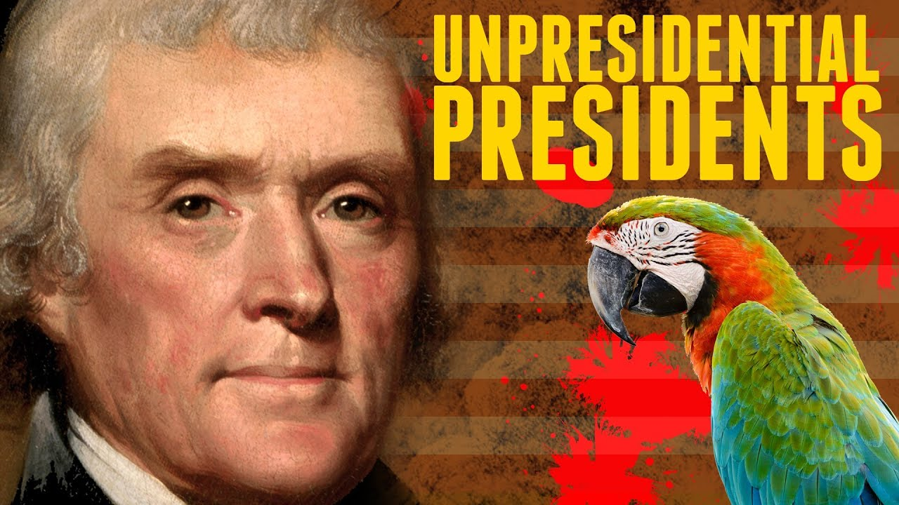 7 Most Unpresidential Things Done by Presidents thumbnail