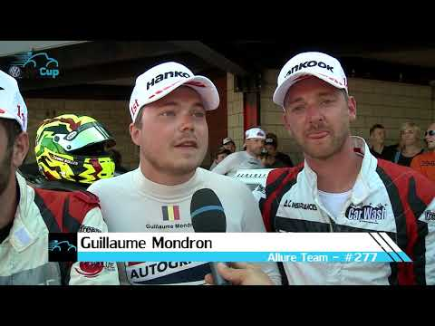 25 Hours VW Fun Cup 2018 - Winners' interview