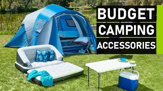 Top 10 Best Budget Camping Essentials You Should Have