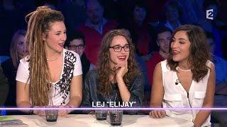 """L.E.J. reprennent """"Cendrillon"""" devant Corine Marienneau (ex TELEPHONE) #ONPC"""
