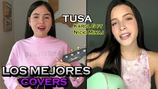 Los mejores covers de Tusa l Karol G,Nicki Minaj - Tusa 😱