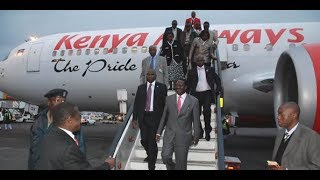 """""""Raila will be DETAINED at the Airport Tommorrow till 8PM."""" Orengo LEAKS Crucial Info."""