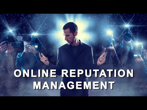 Online Reputations Management