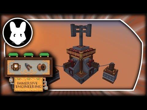 Immersive Engineering: Lightning Rod - Minecraft 1.10.2/1.11.2!