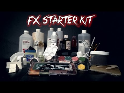 The Ultimate Guide To An FX Starter Kit!   Glam&Gore