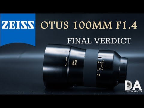 External Review Video Kbpgcml0Nic for ZEISS Otus 1.4/100 Full-Frame Lens