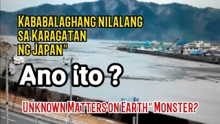 "What is This!? Unknown Matters on Earth"" Monster?"