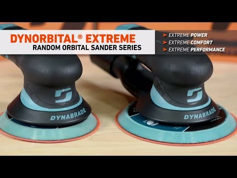 Dynabrade Dynorbital Extreme Serie Lijadoras Roto-Orbitales