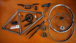Bike Build - Fixed Gear Subrosa Malum