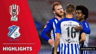 Samenvatting TOP Oss - FC Eindhoven (13-11-2020)