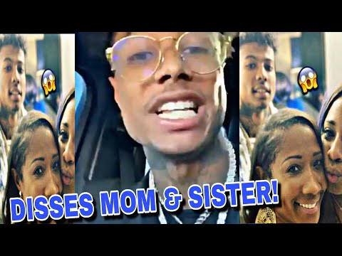Blueface - DISRESPECTFUL (Diss Song) Diss Track Mom & Sister