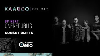 OneRepublic (KAABOO Del Mar 2019)