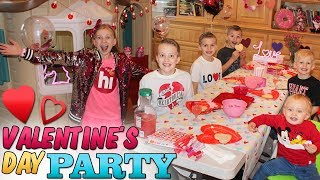 Kids Valentines Day Party Skit