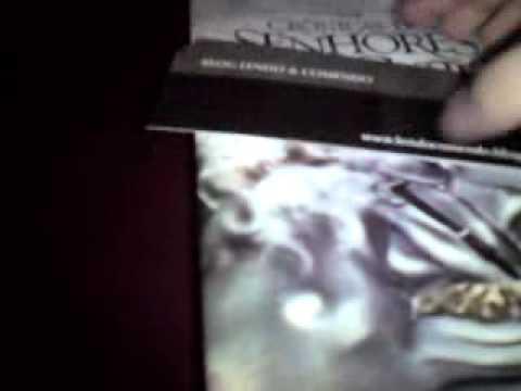 Vejam o livro dos Senhores de Castelo em um vídeo muito legal