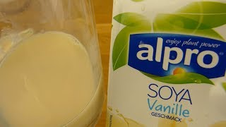 Alpro - SOYA Vanilla / Vanille