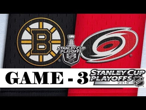 Boston Bruins vs Carolina Hurricanes | Eastern Conference final | Game 3 | Stanley Cup 2019 | Обзор