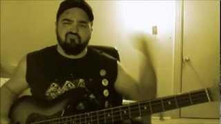 Cigar - Mr Hurtado bass cover