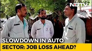 Auto Slowdown Causing Job Losses, Temporary Factory Workers Face The Axe