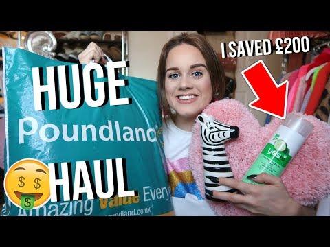 mp4 Poundland Beauty Haul, download Poundland Beauty Haul video klip Poundland Beauty Haul