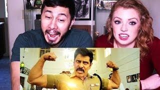 SAAMY 2   Chiyaan Vikram   Trailer Reaction!