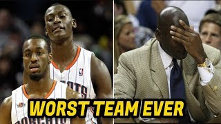 The Story Of The WORST TEAM In NBA History: 2011 2012 Bobcats