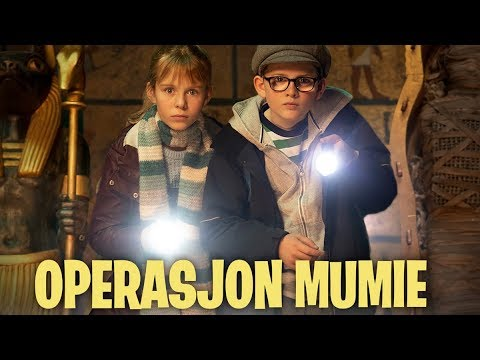 Video trailer för Detektivbyrå Nr.2: Operasjon Mumie (2019) ✔️Norsk familiefilm