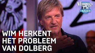 Wim verplaatst zich in Dolberg: 'Ik herken het probleem'   VERONICA INSIDE