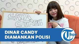 Polisi Amankan Dinar Candy seusai Aksinya Pakai Bikini di Pinggir Jalan, Kini sedang Diselidiki