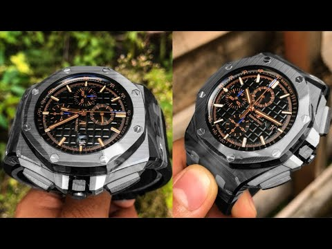 New Audemars Piguet Ceramic – AP ROO 44mm Watch Review