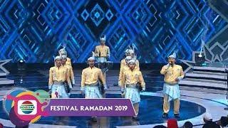 Formasi Unik! Al Azwar Tampil Nyanyikan 'Berjalanlah' Dengan Kompak | Festival Ramadan 2019