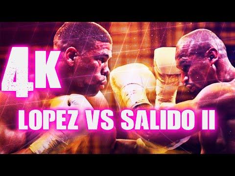 Juan Manuel Lopez vs Orlando Salido II (Highlights) 4K