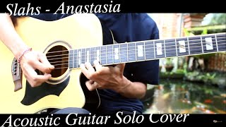 Slash - Anastasia ( Acoustic Version Guitar Solo Cover )