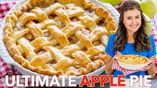 The Only APPLE PIE Recipe You'll Need