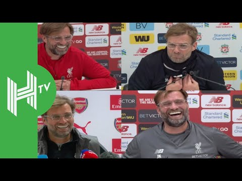 Jurgen Klopp's funniest Liverpool moments!