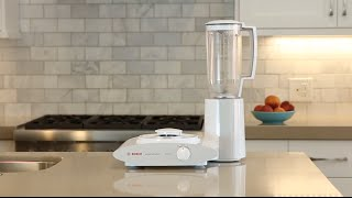 How to Use your Bosch Universal Plus Blender