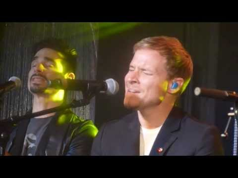 Backstreet Boys fan event - Breathe @ London Under the bridge 30 June 2013