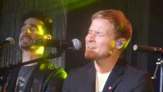 Backstreet Boys Fan Event   Breathe @ London Under The Bridge 30 June 2013