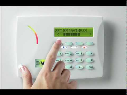 DMP Keypad Training Videos - Keypad Options