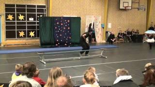 preview picture of video 'Hjørring Friskole - Cirkus Frisko'
