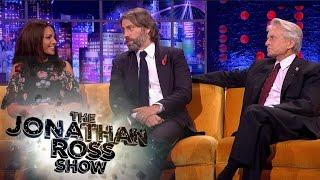 Michelle Keegan, Michael Douglas and John Bishop's Proposal Stories - The Jonathan Ross Show