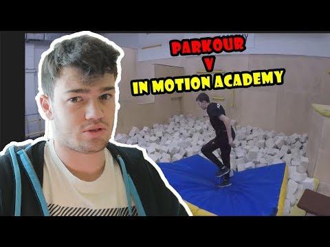 Parkour v IN MOTION ACADEMY - Flying Emotions